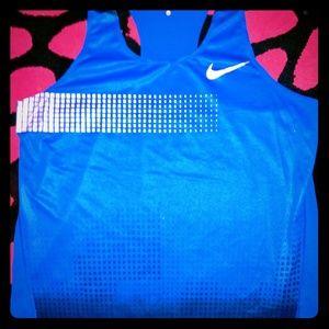Nike singlet tank
